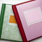 Skapa personliga anteckningsböcker