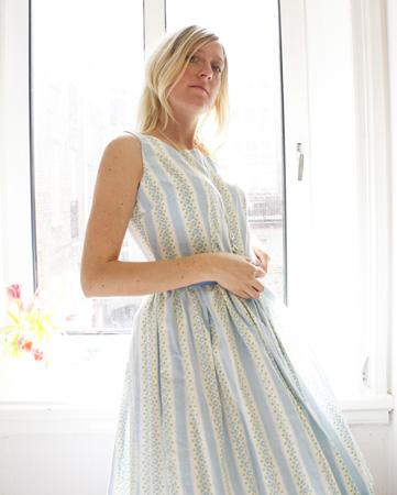 sy klänning steg för steg