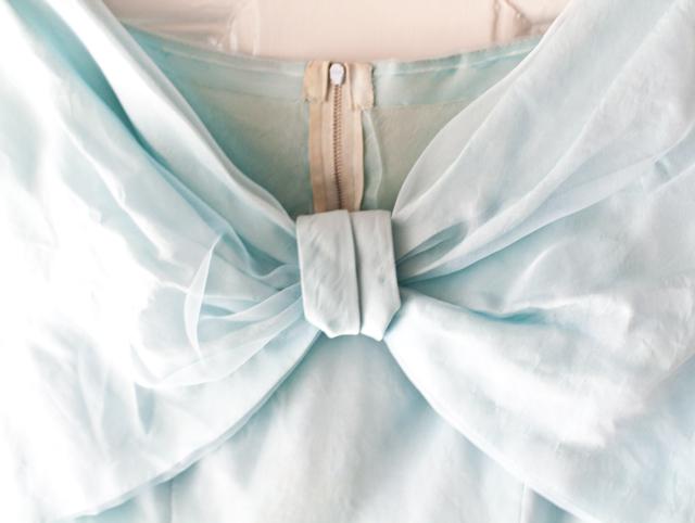 klänning 50-tal