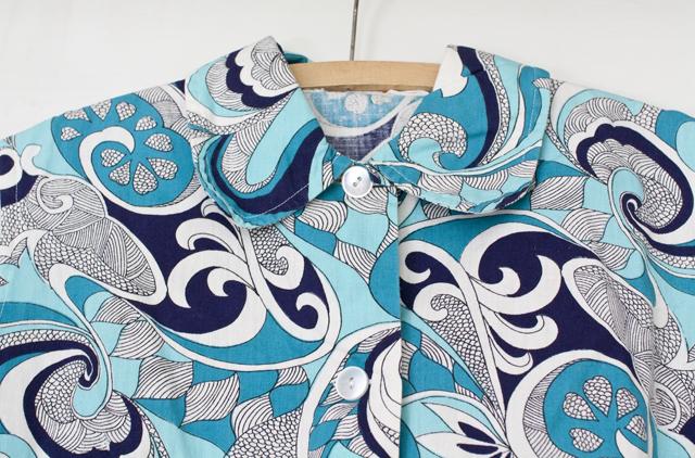 60-tal vintageklänning