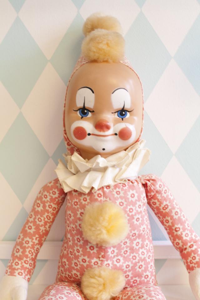 clown 50-tal
