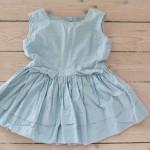 barnvintageklänning
