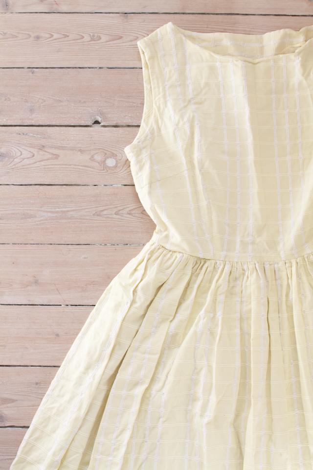 vintageklänning