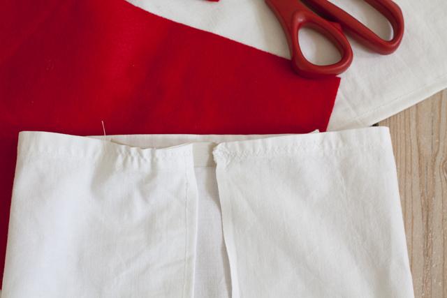 DIY läkaruniform