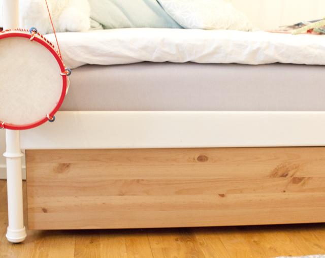 sänglåda Hurdal