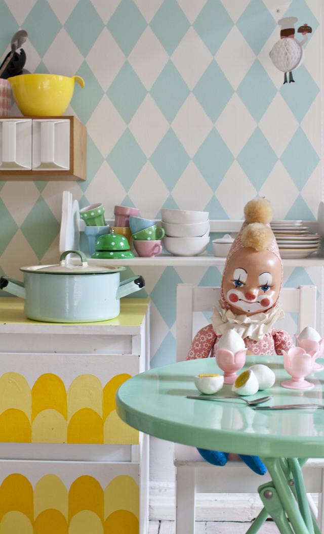 Äggfrukost i leksaksköket 2