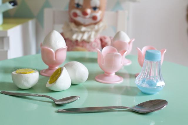 Äggfrukost i leksaksköket 3