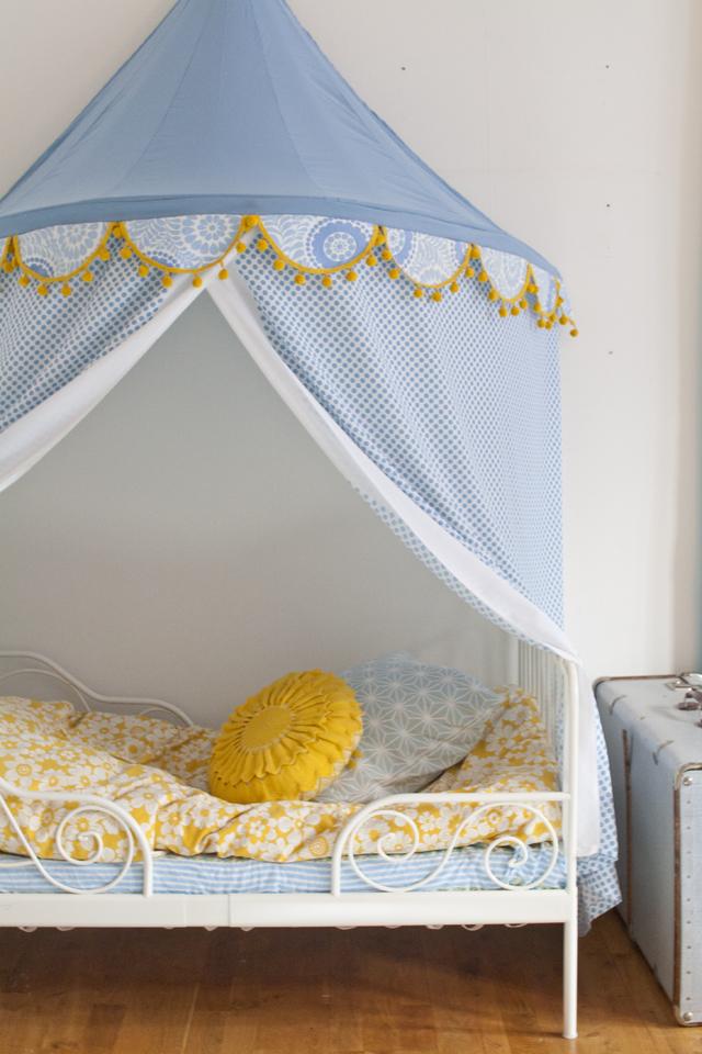 sänghimmel DIY