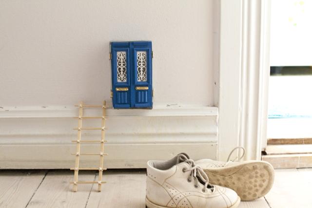 liten dörr