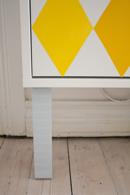 Piffat skoskåp från Ikea Loppanpoppan DIY, loppisfynd och inredningLoppanpoppan DIY